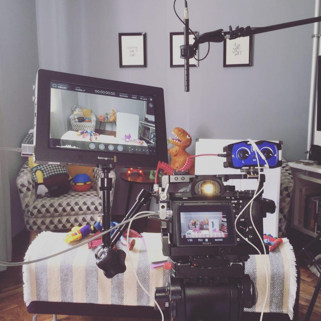 Pixol Media Video Production Blackmagic Design Video Assist 4k Impressions